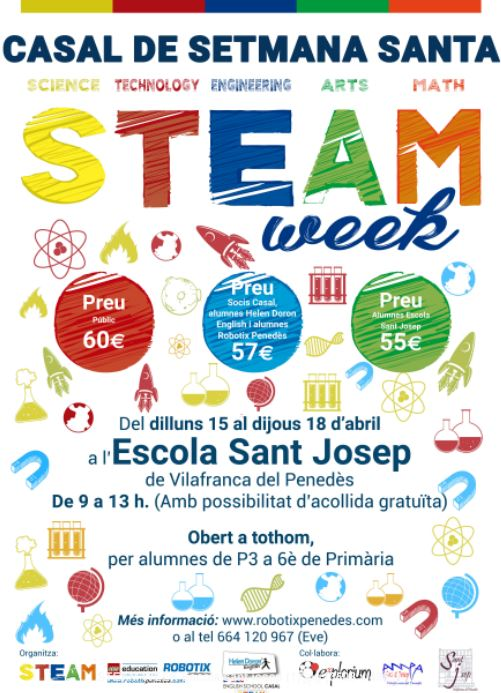 steam week